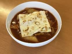 ピリッとした辛さを活かした韓国料理はやみつきになる美味しさ。