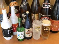 ビールやマッコリなど、料理と相性抜群のお酒を多数ご用意。