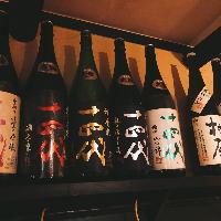 料理のお供に欠かせない日本酒 菊正宗 480円(税込)〜