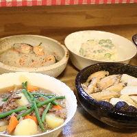 ◆新鮮な食材で作り出す、おばんざいをご堪能下さい☆