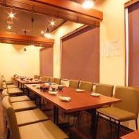 34名様まで座れるテーブル席完備★会社宴会にもうってつけです!