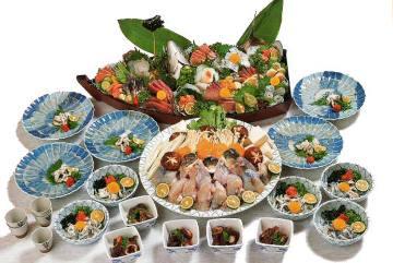 季節の鍋と寿司食べ放題 市場ずし 難波店