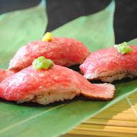 天ぷらなど逸品料理も豊富です