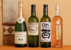 """""""甲州ワイン"""" 山梨県産の味わい深い一本をご堪能ください"""