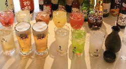 熱い夏に冷たいビールで乾杯を!