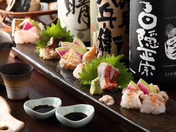 海鮮と日本酒のお店 まえだ家 心斎橋店