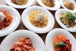 【ベジタリアン対応】 野菜をメインに使用した料理もご用意。