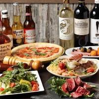 宴会・パーティーに最適なこだわりイタリアン&ボトルワイン♪