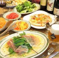 All day dining Hikariの写真5