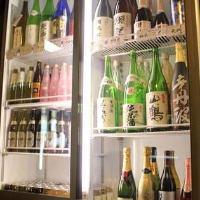 旨い日本酒を 豊富に取り揃えています