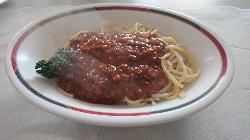大人からお子様まで愛される自慢のスパゲティ