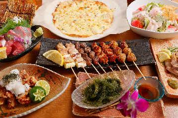 新鮮朝引鶏で作る絶品料理 九重〜KOKONOE〜 布施店
