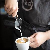 ◆コーヒー◆ 厳選されたエスプレッソ豆で淹れる至福の味わい