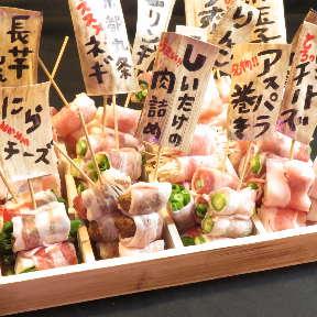 日本酒の肉バルBOUILLON大阪〜ぶいよん〜