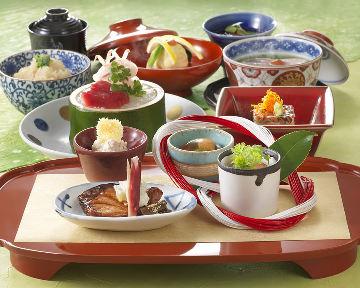 リーガロイヤルホテル 日本料理 なかのしま