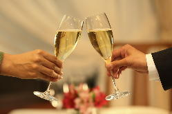 デートや、記念日のお祝いでのご利用にもおすすめです♪