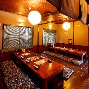 藁焼き小屋 個室居酒屋 た藁や〜たわらや〜 長浜駅前店