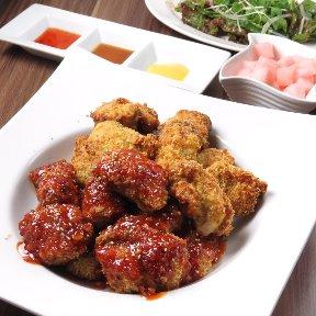 韓国料理 shotup chicken ‐ショットアップチキン‐