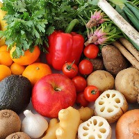 新鮮野菜の美味しさを引き出す調理法でお席にお届けします!