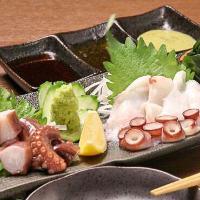 新鮮な海鮮を集めた蛸料理専門店です。蛸を中心とした居酒屋です