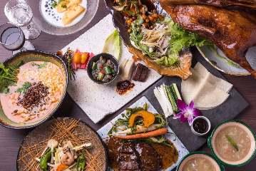 chinese dining 中華 用 image