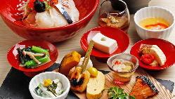 京都の地酒や近畿地方を中心とした日本酒をお楽しみいただけます