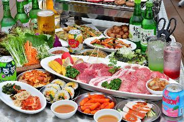 韓国料理ビアガーデン nyam nyam image