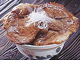 帯広の豚丼