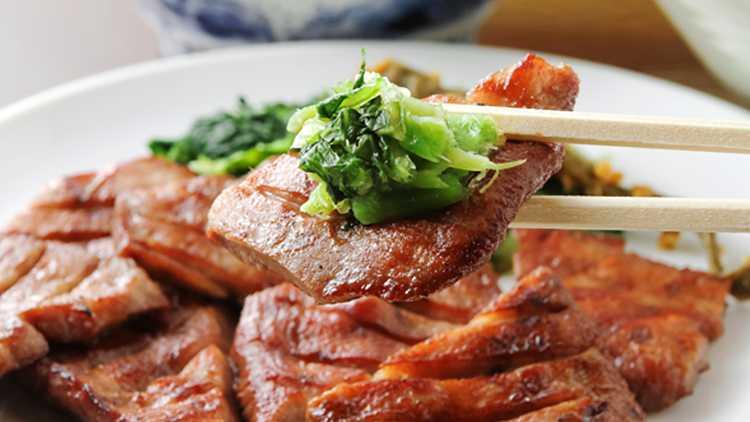 「仙臺牛たん 貴」で味わう仙台名物の牛たん焼き