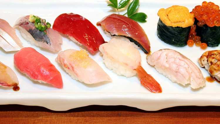 このレベルの寿司が2,400円で食べられるなんて…!