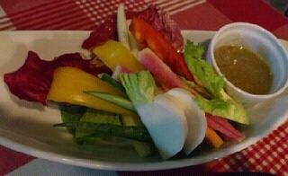 生野菜いろいろバ~ニャカウダ