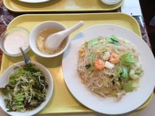 台湾塩ヤキソバ