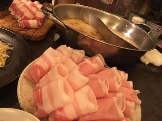 四川風麻辣スープ鍋