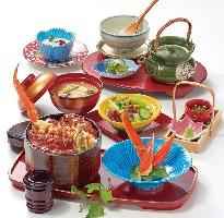 季節ランチ 吉野 2,680円(税別)限定1日30食