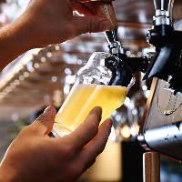 [タップマルシェ] 仕事終わりにクラフトビールで一杯どうぞ!