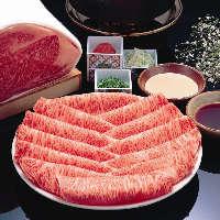 心と技が薫りたつ秘伝のごまだれ!肉の味わいをさらに引き立てる