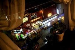 浜松有楽街の夜景も楽しめます。
