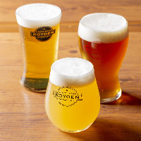名古屋地ビール3種類と国産クラフトビールをご用意♪