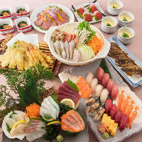 【飲み放題付宴会】 鍋付きコース2990円~!宴会,歓送迎会に◎