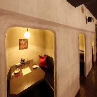 デートにおすすめの洞窟かまくら個室は、限定3組予約必須です!