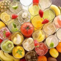 きばくもんといえば特製酎ハイ!レモンサワーだけで5種類!