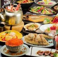 北海道の贅沢な食材を使った絶品がテーブル勢揃い!まるごと体感