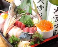 金山魚市場 ぴち天