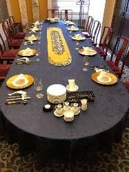 接待や商談、結納・顔合わせ食事会・慶事などの特別なシーンに