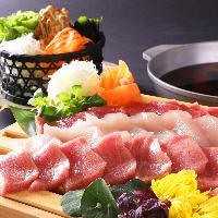【宴会コース】彩豊かな旬の食材をご堪能ください。