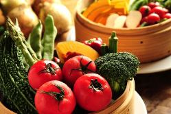 おすすめの野菜料理昼からご予約電話大丈夫です!