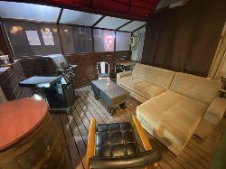 お肉以外のフードメニューも充実!美味しいお酒とご一緒に☆