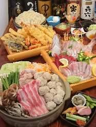 ★☆【各種宴会】☆★ 横綱コース120分飲み放題コミコミ6500円