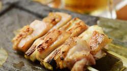 純系名古屋コーチンのお料理は噛めば噛むほど美味しさが溢れます