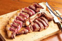 全米トップレベルの熟成肉!!是非味わって下さい♪